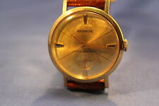 Rare Vintage Benrus Mechanical:Watch keeps great Time