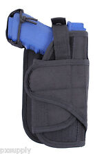 holster tactical vertical molle modular fully adjustable black rothco 10890