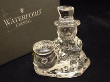 Waterford Crystal Leprechaun Figurine / Sculpture / Object d'art, MIB