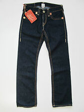 True Religion Bobby Big Super T Body Rinse Jeans Hose Denim Blau Neu 30