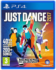 Just Dance 2017 ~ PS4 (Nuovo E Sigillato)