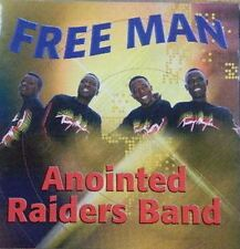 Anointed Raiders Band: Free man, CD, Netherlands Import, Uganda Christian Music