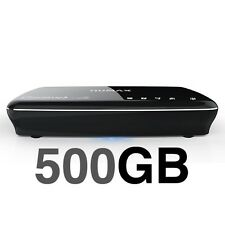 Freesat+ HD Humax HDR-1100S Black 500GB PVR Freetime 7 Day Catch Up TV