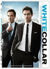 White Collar Season 5 (2014, DVD NIEUW)4 DISC SET