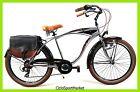 Bicicletta Uomo Cruiser In Alluminio 26