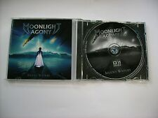 MOONLIGHT AGONY - SILENT WATERS - CD EXCELLENT CONDITION 2007