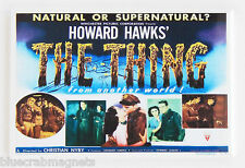 The Thing From Another World (1951) FRIDGE MAGNET (2 x 3 inches) movie poster