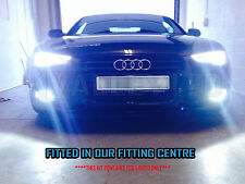 AUDI A5 S5 07-on SMART Canbus H11 Nebbia Luce HID Kit Lampadine Metallo