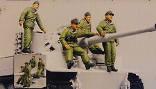 HOBBY FAN® HF567 Crew for Tiger I Eastern Front (4 Figuren) in 1:35