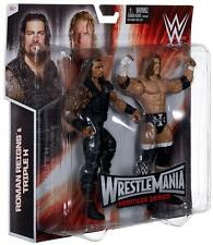 ROMAN REIGNS & TRIPLE H WWE MATTEL WRESTLEMANIA BATTLE PACK - MINT - IN STOCK