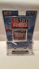 Maisto All Stars RED Exclusive 100 93 Ford Mustang Fox-Body SVT Cobra Blue/White