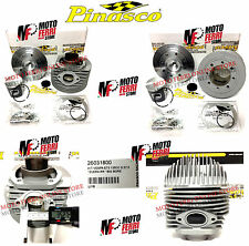 KIT CILINDRO MODIFICA 135 PINASCO ZUERA RR 57,5 BIG BORE VESPA 125 ET3 PRIMAVERA