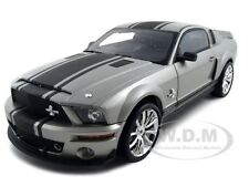 2008 FORD SHELBY MUSTANG GT500 SUPER SNAKE GREY 1/18 SHELBY COLLECTIBLES SC305