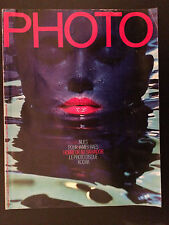 french magazine PHOTO n°174 nues pour james baes jill freedman man ray 1982