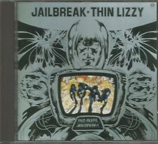 Thin Lizzy ‎– Jailbreak - Japan import cd album 1989
