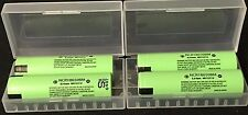 "Brand New ""4""  Panasonic NCR18650BM 3.7V 3200mAh 18650 Rechargeable  Battery"
