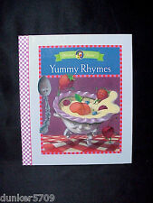 YUMMY RHYMES MOTHER GOOSE 1996 HC BOOK RAINBOW BOOKS