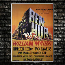 Movie Poster Ben Hur - 70x100 CM