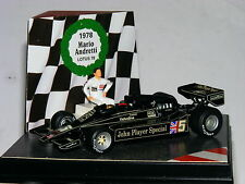 Quartzo WC02 Lotus 78 Mario Andretti 1978 World Champion LTD ED 1/43
