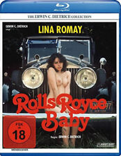 ROLLS ROYCE BABY (Lina Romay) - Blu Ray - Sealed Region B