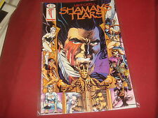 SHAMAN'S TEARS #4  Mike Grell - Image Comics 1993 NM