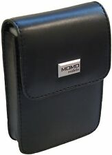 Lambskin Leather Pouch Case for Nikon Coolpix S3500 | 017