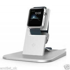 Twelve South HiRISE carga Stand/cradle Cargador Para Apple Reloj Iwatch Plata