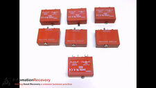 CROUZET ODC5 - PACK OF 7 - I/O MODULE FOR USE WITH CROUZET SOLID STATE, NEW*