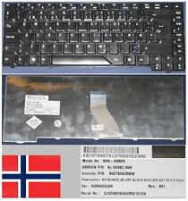 Clavier Qwerty NO Norwegian ACER Aspire 4935 4935G NSK-H390N KB.INT00.274 Glossy