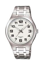 Casio Armbanduhr Collection Edelstahl Silber Analog Quarz MTP-1310D-7BVEF