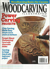 WOOD CARVING ILLUSTRATED, SPRING, 2014 ISSUE, 66( WOODTURNING BASICS FOR CARVERS