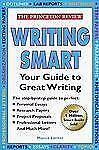 Writing Smart: The Essential Basics of Good Writing (The Princeton Rev-ExLibrary