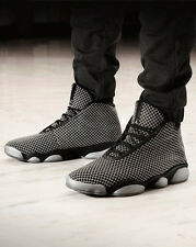 NIKE JORDAN HORIZON Trainers Casual Fashion - UK Size 9 (EUR 44) Black White