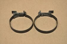 Vtg Honda VF1000 F VF1000 R VF750 VF700 GL1200 Carburetor Boot Clamp Pair A78