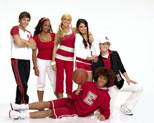 High School Musical [Cast] (30493) 8x10 Photo