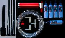 EZ-GO Club Car Gas Golf Cart 2 4 Stroke NO2 NOS Nitrous Oxide Injection Kit