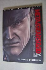 METAL GEAR SOLID 4 Piggyback Interactive The Complete Official Guide