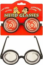 NERD GLASSES KIDS WIZARD HARRY POTTER FANCY DRESS ACCESSORY TOYS PARTY BAG IDEA
