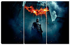 Quadro moderno amazing BATMAN 60X90 pipistrello supereroe cinema new york joker