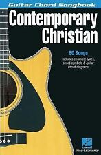 Contemporary Christian: Guitar Chord Songbook (6 inch. x 9 inch.) (Guitar Chord