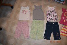 3t girls clothes lot summer 27 items