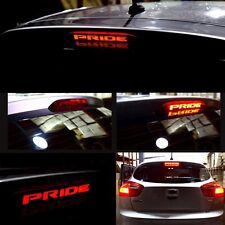 Prime Brake Light Trim Cover For KIA All New Rio Hatch Back 2012~2015