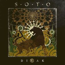 JEFF SCOTT SOTO - DIVAK - CD DIGIPACK NEW SEALED 2016