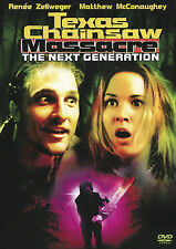 The Texas Chainsaw Massacre: The Next Generation (DVD, 2003)