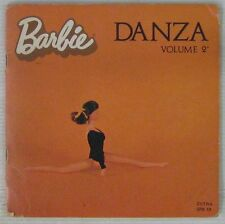 Poupée Barbie 45 Tours Danza Volume 2 Pressage Italien 1975