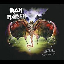 Live at Donington [Limited Edition] by Iron Maiden (CD, Jan-2006, 2 Discs,...