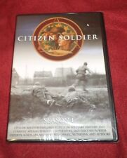 Citizen Soldier Season 1 DVD NEW SEALED Pritzker Military Museum & Library