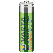 2x Varta 56716 Akku-Batterie Ni-MH Mignon AA New Power 1600 mAh