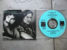 "DARYL HALL / JOHN OATES ""Everywhere I look""  cd single inc 'I can't go for that'"