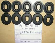 Honda CB250-750 SL XR GL VT 10-pack rubber side cover grommets 83551-300-000   D